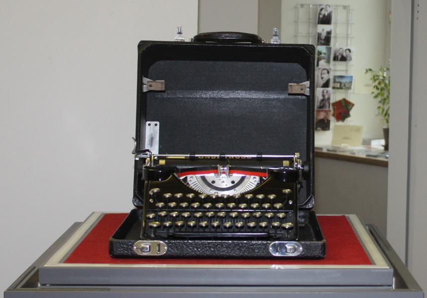 StefanZweigSchreibmaschine