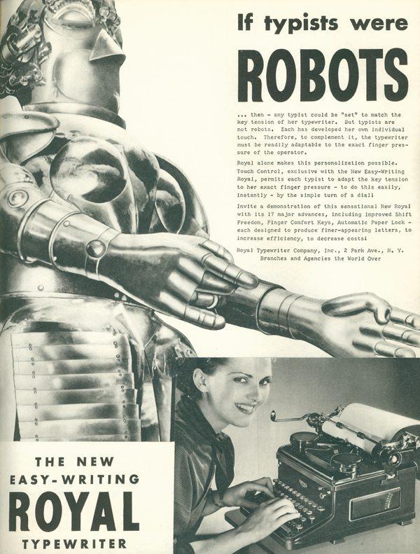 IfTypistsWereRobots