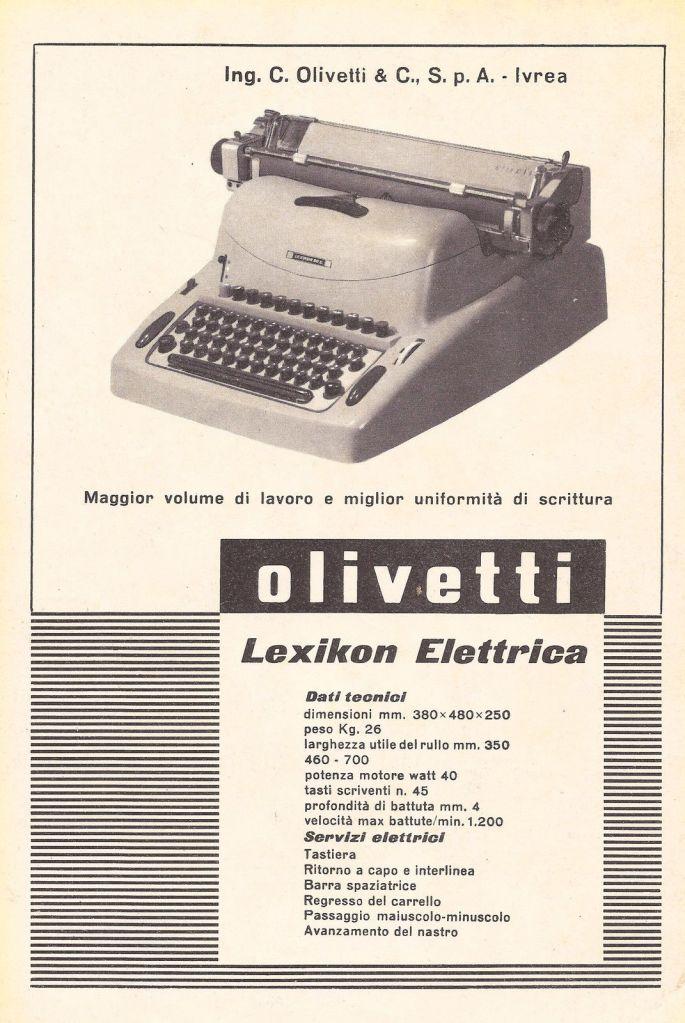Olivetti-Lexikon-Elettrica-80-Ad
