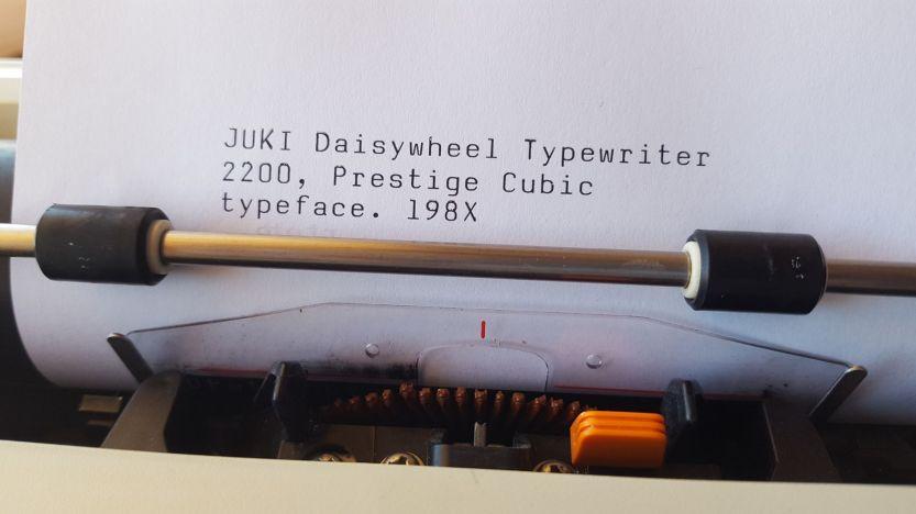 juki-typesample