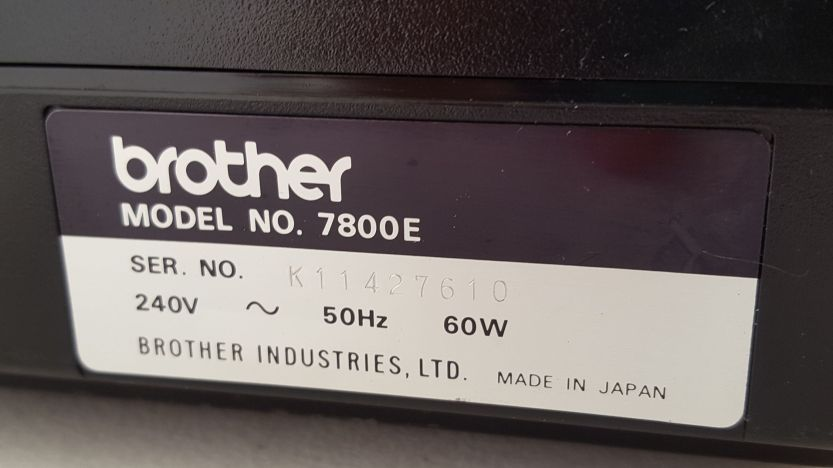 brother-super-7800-serial