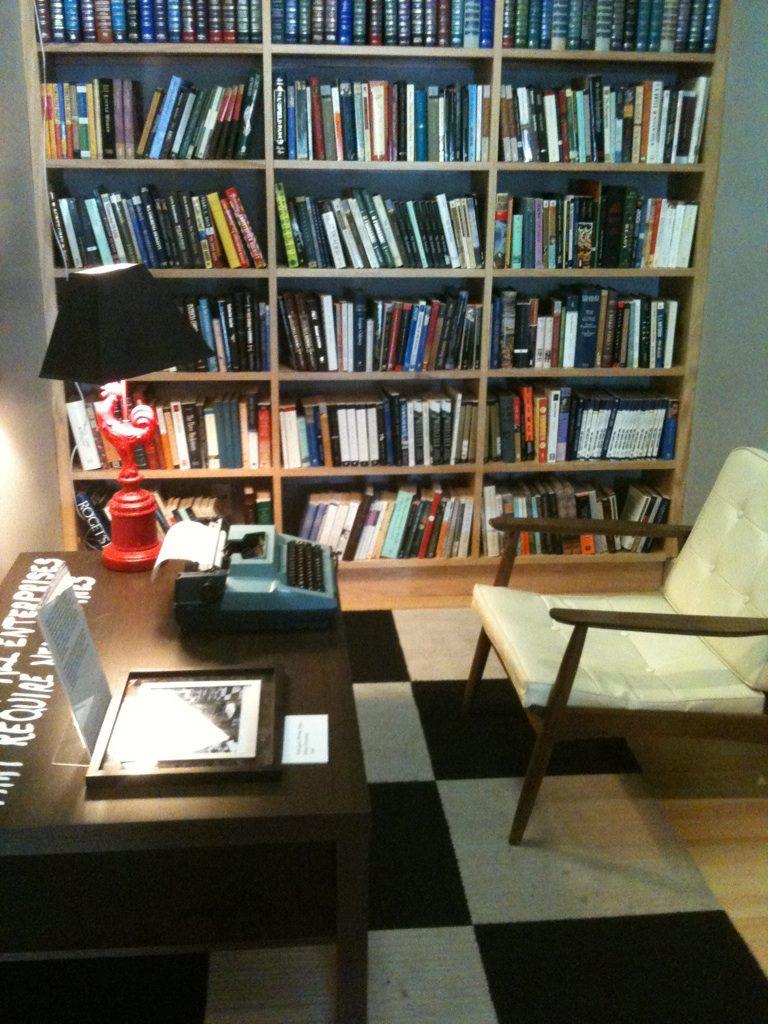 Vonnegut-office
