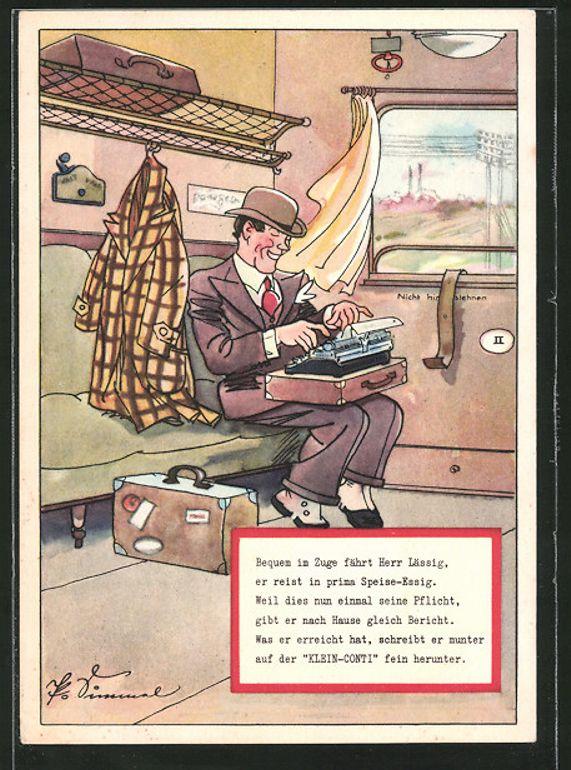 continental-wanderer-werke-postcard